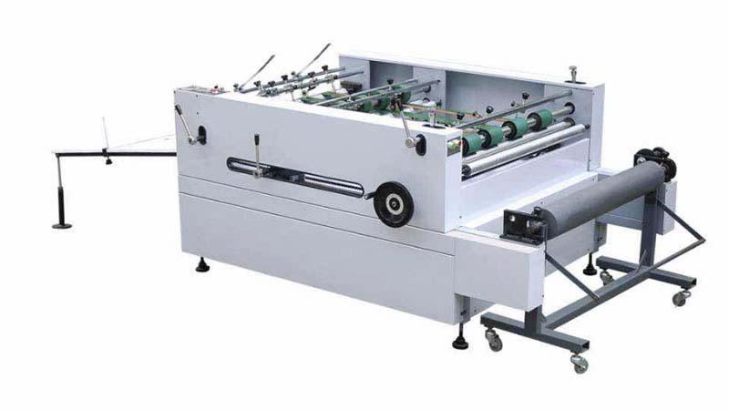 LMFQ-1000 1200 Paper Slitting Machine