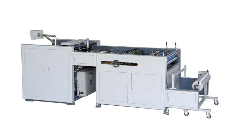ZLMFQ-1200 Automatic Paper Slitting Machine(with Stacker)